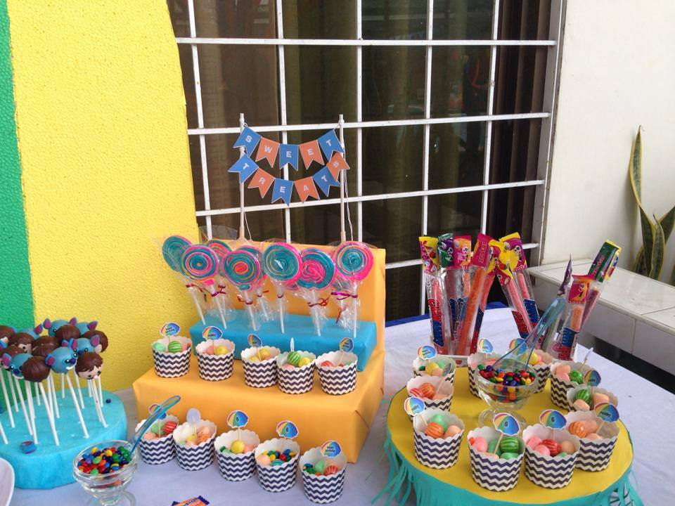 Stitch Lilo Stitch Themed Party Dexters Party Lab